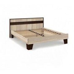 Кровать Кровать Империал Эшли венге/сонома