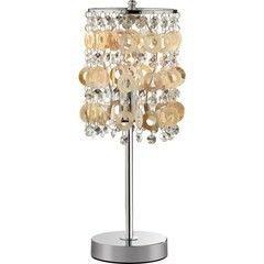 Настольный светильник Odeon Light Daura 2488/1T