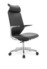 Офисное кресло Офисное кресло Halmar Genesis (чёрный)
