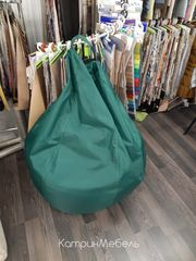 Бескаркасное кресло Бескаркасное кресло ООО «Мы Делаем Мебель» Зеленое