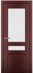 Межкомнатная дверь Межкомнатная дверь из массива Поставский мебельный центр Бостон Ольха ДО