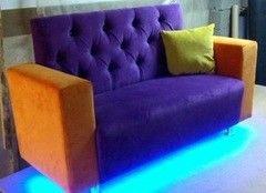 Мебель для баров, кафе и ресторанов ВФТ Диван для бара Вариант 13