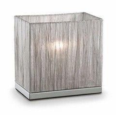 Настольный светильник Ideal Lux MISSOURI TL1 SMALL ARGENTO