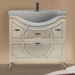 Мебель для ванной комнаты Атолл Тумба Тулуза