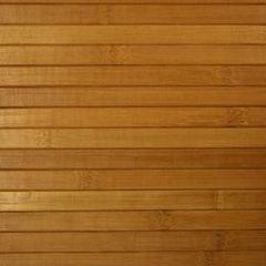 Декоративная стеновая панель Декоративная стеновая панель Бамбуковый рай Коньяк глянец (ламель 12 мм)