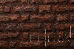 Искусственный камень Petra Карфаген  03K2 (100x100x30)