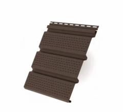 Софит Docke Standard Шоколад (с полной перфорацией)