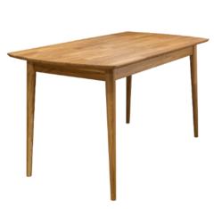 Обеденный стол Обеденный стол Стэнлес Сканди (120x90x75) бейц-масло