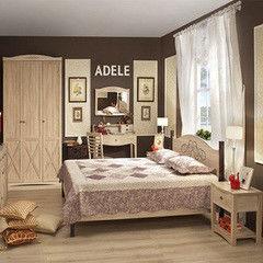 Спальня Глазовская мебельная фабрика Adele 02