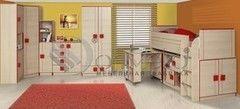 Детская комната Детская комната Олмеко Севилья (комплектация 1)