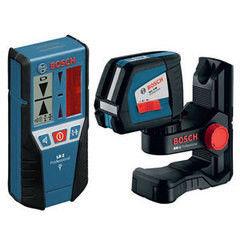 Bosch Лазерный нивелир GLL 2-50 + BM1 + LR2 (0601063103)