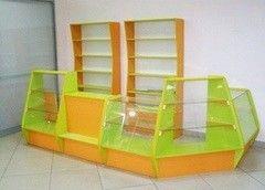 Торговая мебель Торговая мебель ВФТ Вариант 8