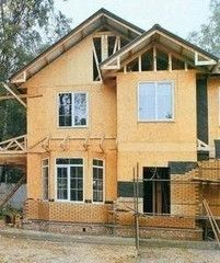 Каркасный дом Каркасный дом LIGHT HOUSE Пример 17