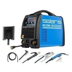 Сварочный аппарат Сварочный аппарат Solaris Multimig-228W2
