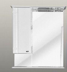 Мебель для ванной комнаты Атолл Шкаф зеркальный Ливерпуль 175