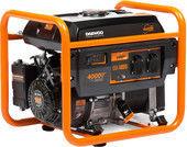 Генератор Генератор  Бензиновый генератор Daewoo Power GDA 4800I