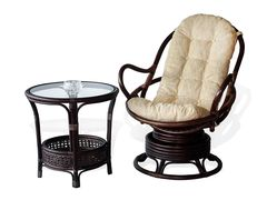 Комплект мебели из ротанга Мир ротанга 05/01(1)-02/15A-rd