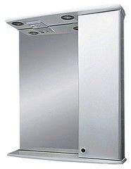 Мебель для ванной комнаты MISTY Зеркало-шкаф Астра 50 L/R