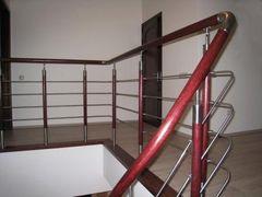 Элементы ограждений и лестниц Лучший дом Пример 29