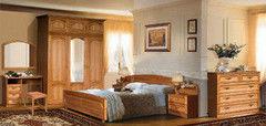 Спальня Гомельдрев Купава-1 ГМ8420 (ольха)