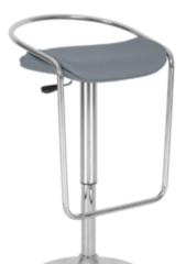Барный стул Барный стул Nowy Styl Campari Hoker Chrome (V-2)