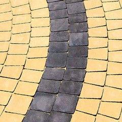 Тротуарная плитка Тротуарная плитка Завод «Белбрук» Арко серая