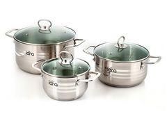 Наборы посуды Lara LR02-80 Standart 6 пр