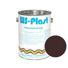 Краска Краска WS-Plast M 4200 8017 2.5л