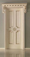Межкомнатная дверь Межкомнатная дверь Лучший дом Пример 83 (из массива)