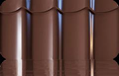 Сайдинг Сайдинг Grand Line ЭкоБрус 0.5 мм (Satin, RAL3005)