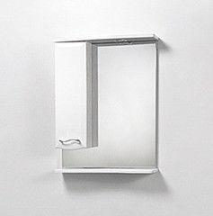 Мебель для ванной комнаты Акваль Зеркало Грант 50 см (L)