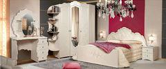 Спальня Калинковичский мебельный комбинат Жемчужина КМК 0380 (вариант 2)