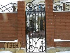 Забор Забор Твен Калита ВК-04