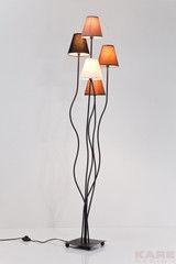 Напольный светильник Kare Floor Lamp Flexible Mocca Cinque 36193
