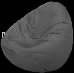Бескаркасное кресло Бескаркасное кресло Kreslomeshok.by Груша Мини серое
