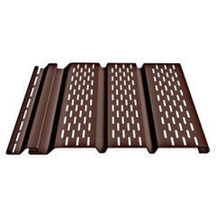Софит Docke T4-Soffit Шоколад (перфорированный)
