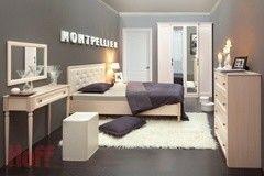 Спальня Глазовская мебельная фабрика Montpellier 01