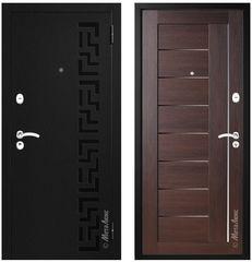 Входная дверь Металлические двери Металюкс Стандарт М530