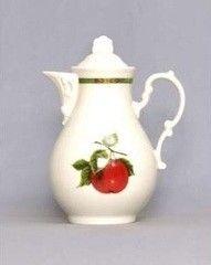 Cesky Porcelan Кофейник с крышкой Rokoko Слоновая кость 70024/S1007 (0.90л)