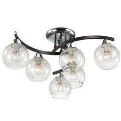 Светильник Светильник Odeon Light Vanes 2943/6C