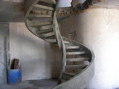 Лестница из бетона ЭФАЛ-СтройБел Вариант 21