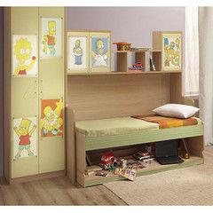 Детская комната Детская комната Глазовская мебельная фабрика Калейдоскоп 05