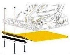 Промышленное оборудование Tekpac Резиновый коврик MS90
