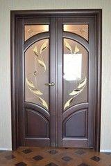 Межкомнатная дверь Межкомнатная дверь из массива Демидав-Массив Модель 23