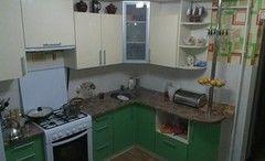 Кухня Кухня на заказ БелБоВиТ Пример 102