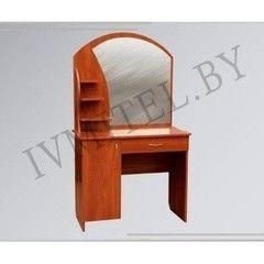 Туалетный столик Ивмител Модель 15Т (коричневый)