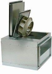 Systemair RSI 100-50 L3 A-W INS. REC.FAN