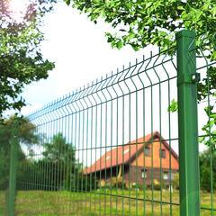 Забор Забор ТЕХНА Ограждение сетчатое для дачи