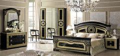 Спальня Camelgroup Aida Black Gold