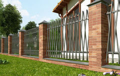 Забор Забор МСК Инвест Арт-полимер тип 7